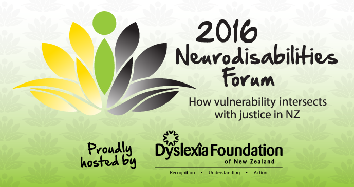 2016 Neurodisabilities Forum